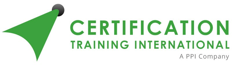 A picture of the Certification Training International Logo